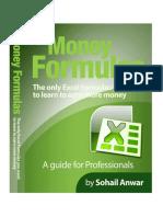 Money Formulas 2016 Sohail Anwar