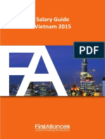 Salary Guide 2015 - First Alliances