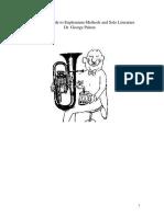 Euphonium Solerrqweo and Method Annotations
