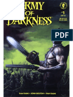 Army of Darkness - Issue 1