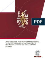 TOFD & PA Procedure for 301