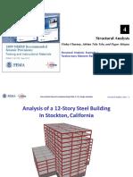 G+12 Steel Building