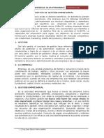 Conceptos de Gestion Empresarial