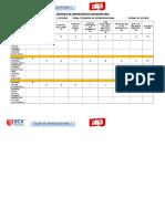Criterios de Evaluación Expresión Oral