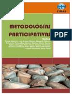 01. Manual Metologías Participativas CIMAS (1)