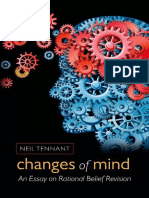 [Neil Tennant] Changes of Mind_An Essay on Rational Belief Revision (2012)