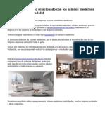 Excepcional servicio relacionado con los salones modernos por la zona de Valladolid