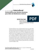 Universalismo Dos Direitos Humanos Para Alem Do Relativismo_gabrielle