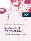 Open Educational Resources in Poland