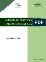 Manual de Laboratorio de Alimentos