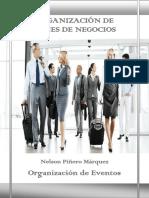 Tema Organización de Viajes de Negocios Completo