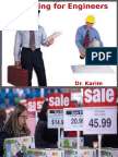 Marketing for Engineers Ch 5