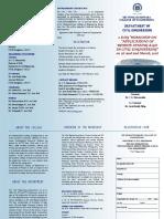 Applications of Remote Sensing & Gis in Civil Engineering