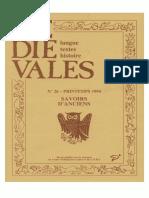 Medievales - Num 26 - Printemps 1994
