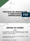 Proceso de Innovacion y Creatividad