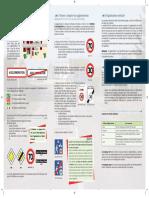 Agglomération Vitesse Signalisation Verticale
