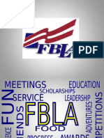 what is fbla