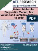 USA Molecular Diagnostic Market