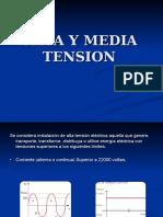 Alta Media y Baja Tension 2013