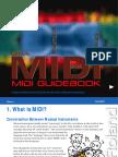 Midi Guide Manual Roland