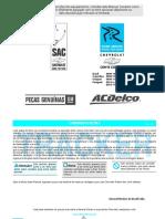 Manual Tracker 2009