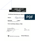 certificaat workshop balans fms