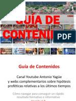 Guia_de_Contenidos ANTONIO YAGUE Canal_Youtube