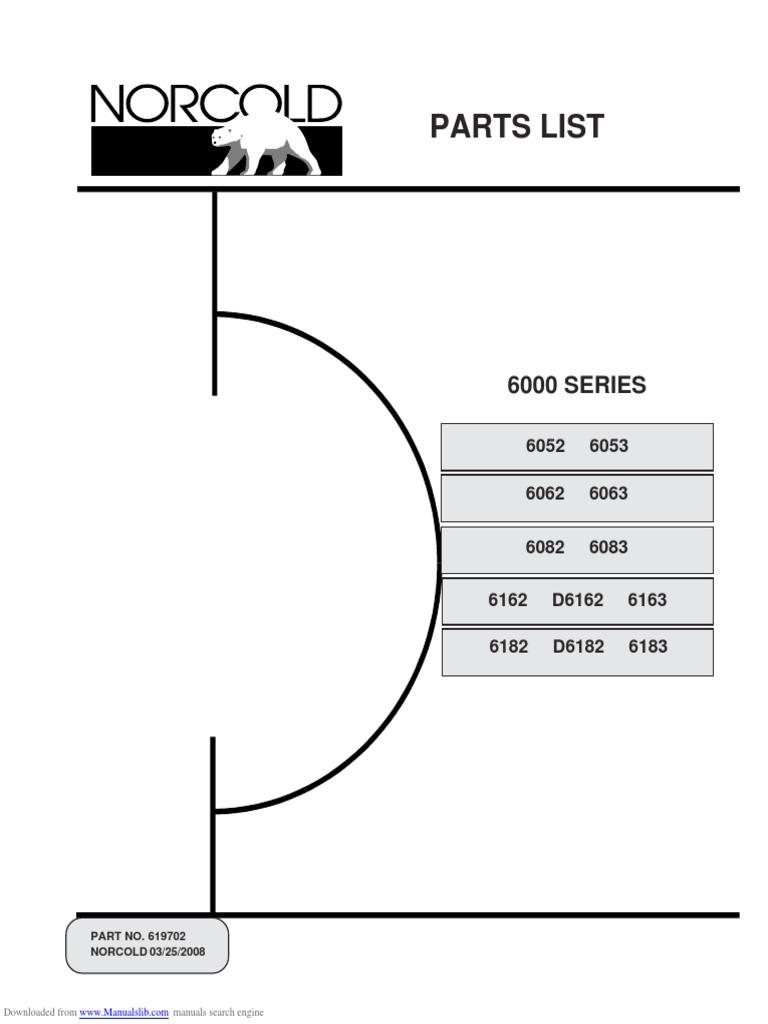 Norcold 662bk Refrigerator Wiring Diagram. . Wiring Diagram on