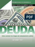 Vivir Con Deuda- Cómo Contener Los Riesgos Del Endeudamiento Público