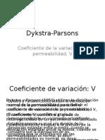 Dykstra Parsons