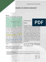 CAPURRO, Rafael. Ética de La Información_un Intento de Ubicación