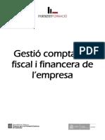 gestión contable y financiera