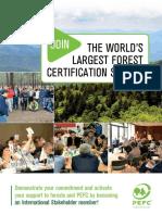 PEFC International Stakeholder Membership