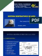 Respiratorio Aves JEGT