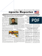 February 24 - March 1, 2016  Sports Reporter