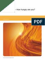 Pwc Risk Appetite
