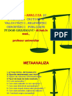 Metaanaliza