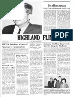 [JFK Issue] December 10, 1963