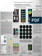 3d Flow and Temperature Analysis of Filling a Plutonium Mold