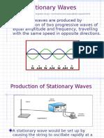 2.3 Stationary Waves