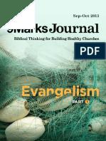 9Marks Journal 2013 Sept-oct Evangelism