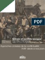 Actes - Approches Croisees de La Conflictualite-2