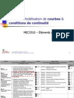 MEC3510 A2013 Bloc02 Courbes