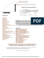 DIN 529 a - Anchor Bolts (Stone Bolt)