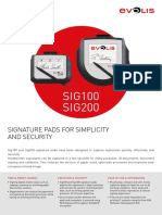 Signature Scanners