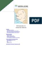 Sierra Leone - FAA Information 15-03-13