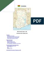 GHANA - FAA Information
