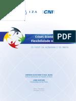 Apostila Flexibilidade Direito Do Trabalho Alemanha Brasil