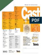Manual Cast 30