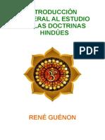1a-Guénon, René-Introducción Doctrinas Hindúes